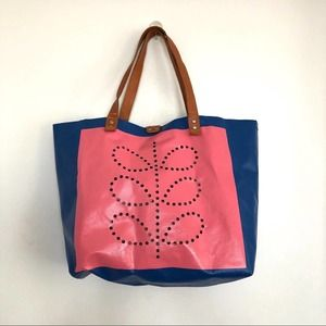 Orla Kiely Tarpaulin Print Tillie Shoulder Bag